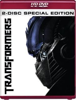 Amazon.com: Transformers (Two-Disc Special Edition) [HD DVD]: Movies & TV: Shia LaBeouf,Tyrese Gibso